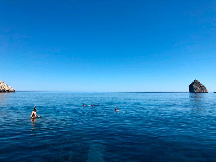 Daily tour form Cala San Vicente to Puerto de Pollensa